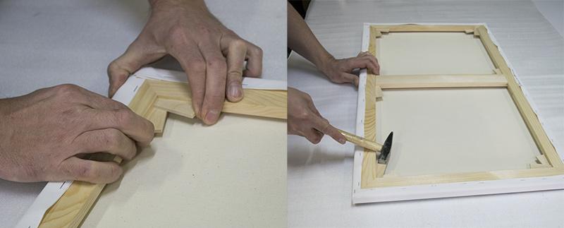 Подрамник для холста своими руками материалы 7